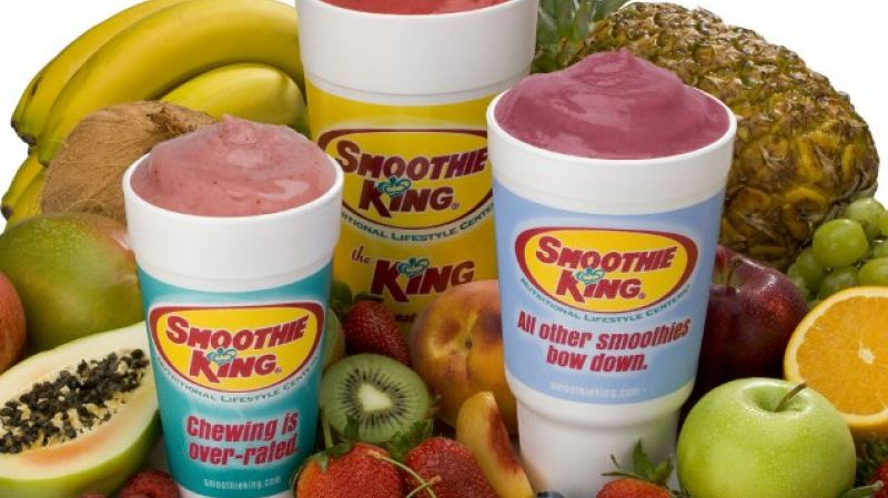 Smoothie King Opens at the Waites