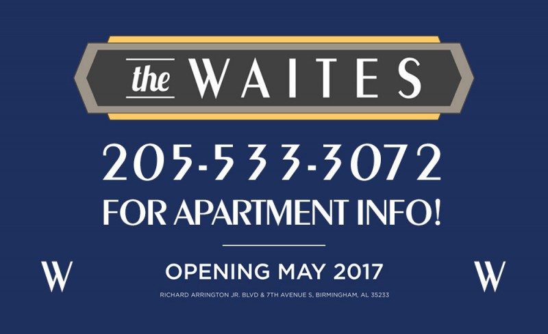 The Waites Apartments