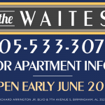The Waites opening early June 2017
